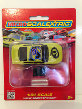 Micro Scalextric 1/64th Scale G2158 US Stock Car Green 6