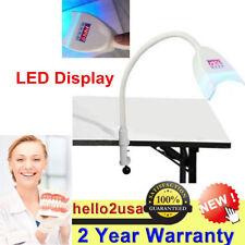 sbiancamento dei denti lampada Dental Teeth Whitening Bleaching LED Light fr DE