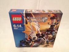 Lego Knights Kingdom 8821 Rogue Knight Battleship  NEUF 1 édition