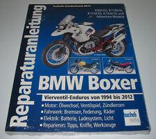 Reparaturanleitung BMW Boxer R 850 1100 1150 1200 GS Enduros + Adventure NEU!