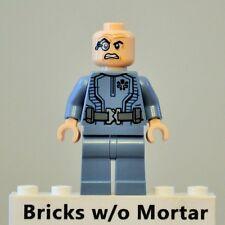 New Genuine LEGO Baron Von Strucker Minifig Marvel Super Heroes 76041
