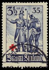 "FINLAND B42 (Mi225) - Red Cross Fund ""Finnish-Russian War Soldier"" (pf49364)"