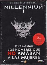Millennium 1: LOS HOMBRES QUE NO AMABAN A LAS MUJERES edición coleccionista.