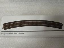 Märklin H0 24530 C-Gleis gebogen R5 = 643,6 / 30° Neuware