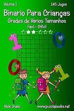 Binario para Crianças: Binario para Crianças Grades de Vários Tamanhos -...
