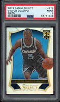 2013-14 Select Victor Oladipo Silver Prizm RC #175 PSA 9 -- HOT!