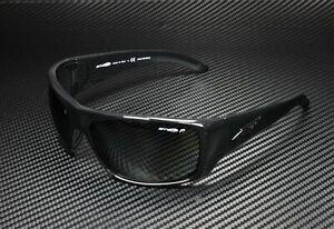 ARNETTE La Pistola AN4179 41 81 Black Polarized Gray 66 mm Men's Sunglasses
