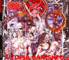 "Napalm Death ""Utopia Banished"" CD - NEW!"
