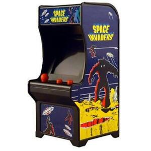 Tiny Arcade SPACE INVADERS Worlds Smallest Fully Functional Retro Video Game