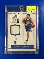 SALE:NBA PLayOffs Special:Klay Thompson Game Gear patch 10/99