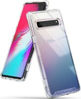 For Samsung Galaxy S10 5G | Ringke [FUSION GLITTER] Clear Shockproof Cover Case