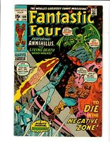 Fantastic Four 109 VF 8.0 Bronze Age  FREE SHIPPING!