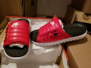 "Nike - Asuna Slide NA - ""University Red"" - (CW9703-001) - Men's Size 13 NWB DS"