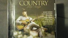 COMPILATION - COUNTRY LOVE SONGS (PARTON DONIVAN ROGERS...). CD