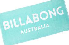 NEW + TAG BILLABONG WOMENS GIRLS MERMAID VELOUR BEACH TOWEL SWIM SURF POOL