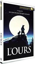 DVD *** L'OURS *** un film de Jean-Jacques Arnaud