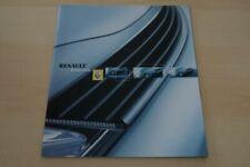 00079) Renault Laguna inkl. 3.0 V6 207PS Prospekt 01/2003