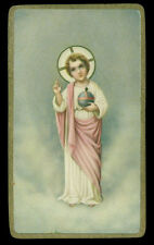 santino-holy card ediz. NB  n.31216 GESU' BAMBINO REDENTORE
