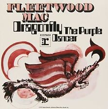 Fleetwood Mac Dragon Fly B W Purple Dancer 7 Vinyl RSD 14