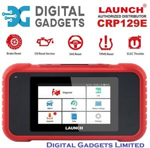 Launch CRP129E Diagnostic Scanner Code Reader With Extra Reset Functions
