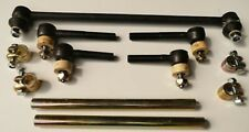 Fiat 500 N, 500 D, 500 D Giardiniera ,  Complete Tie rod Set , NEW , Top-Quality