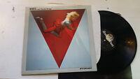NOEL & RED WEDGE Peer Pressure LP promo 1982 sparks new wave orig vinyl rare!