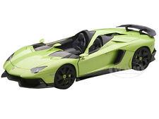 LAMBORGHINI AVENTADOR ROADSTER J GREEN 1/43 DIECAST MODEL CAR BY AUTOART 54654