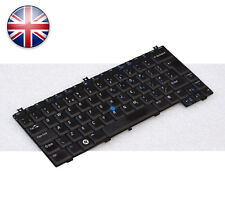 KEYBOARD NOTEBOOK TASTATUR DELL LATITUDE D420 D430 ENGLISCH UK 0MH144 #835