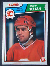 NHL 94 Mickey Volcan Calgary Flames O-Pee-Chee 1983/84
