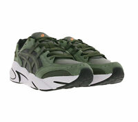asics Gel-BND Sneaker stylische Turn-Schuhe für Herren dicke Sohle Grün/Weiß