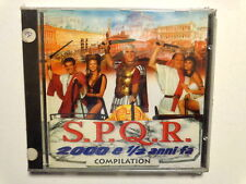 S.P.Q.R.  -  2000 e 1/2 anni fa   -  COMPILATION  -  CD NUOVO E SIGILLATO