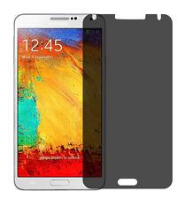Blickschutzfolie Samsung Galaxy Note 3 Privacy Displayschutz Folie Antispy