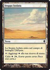 4x Steppa Isolata - Secluded Steppe MTG MAGIC C13 Commander 2013 Ita