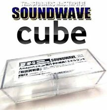 Transformers Japan Amazon Exclusive ENERGON CUBE For Masterpiece MP-13 Soundwave