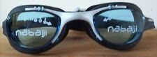 Swimming Goggles X Base  Black Adult Mens Womens Schwimmbrille UK Seller