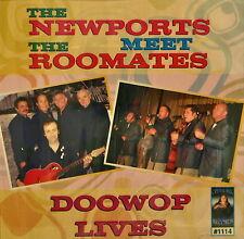 THE NEWPORTS Meet THE ROOMATES 'Doowop Lives' - 26 Cuts