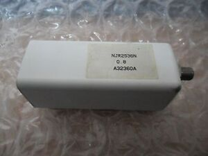 JRC Ku-band LNB Down Converter NJR2536N RF 12.25-12.75GHz IF 950-1450MHz 15-24V