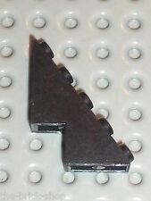 LEGO black Slope Brick ref 6044 / Set 6048 6090 6977 6075 6082 6089 6078 6079