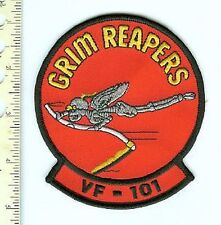 Military  Patch USN VF-101 Grim Reapers ( F-14's )
