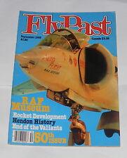 FLYPAST MAGAZINE SEPTEMBER 1985 -HENDON HISTORY/END OF THE VALIANTS