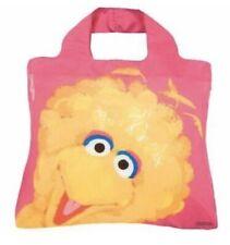 Envirosax Sesame Street Reusable Shopping Bag Big Bird Pink  Strong Washable