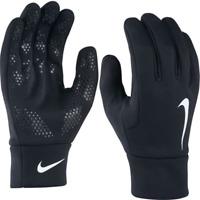 Nike Hyperwarm Field Player Gloves Black Football Training White Men Women Kids