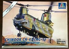 ITALERI 1/72 CHINOOK CH-47 (HC-1) HEAVY TRANSPORT HELICOPTER 064 ROYAL AIR FORCE