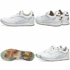 ASICS X VIVIENNE WESTWOOD GELSAGA TRAINERS - WHITE/WHITE 1191A255-107 - UK 3
