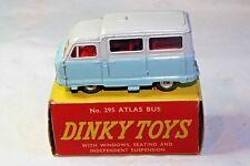 Dinky 295 Atlas Kenebrake Bus, Excellent Condition in Original Box