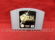 The Legend of Zelda Ocarina of Time-se Usa Solo Carro-NINTENDO 64 N64-UK