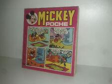 MICKEY POCHE MENSUEL n° 46  WALT DISNEY 1978