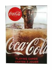 1 Deck Bicycle Coca Cola National Standard Poker Playing Cards Coke Brand New