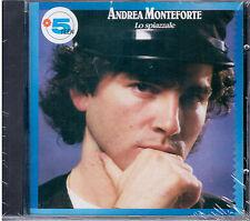 """ANDREA MONTEFORTE  """"LO SPIAZZALE""""  CD NUOVO SIGILLATO"""