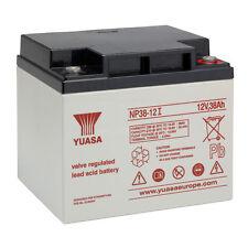 YUASA NP38-12 Batería de plomo sellada 12V 38Ah NP38-12I